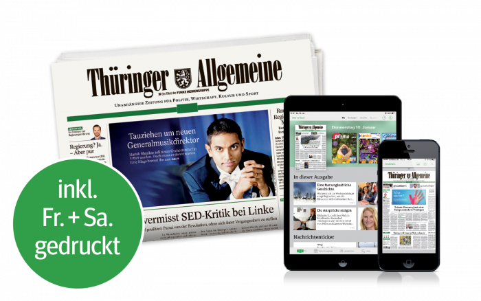 TA Digital Smartphone Tablet PC Zeitung