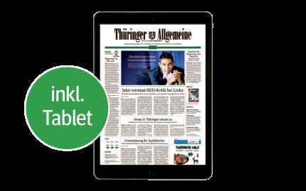 TA Digital inkl. iPad